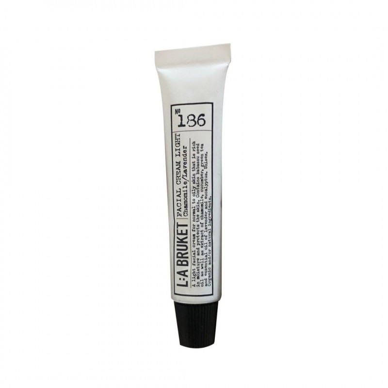 L:A BRUKET FACIAL CREAM LIGHT 6ML