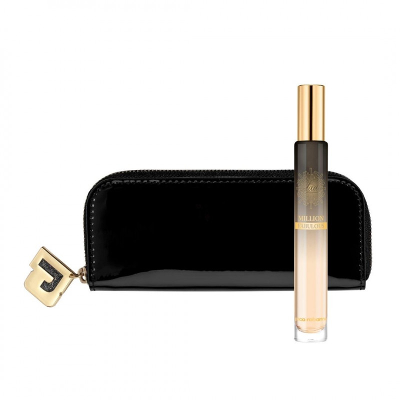 LADY MILLION TRAVEL SPRAY + POUCH