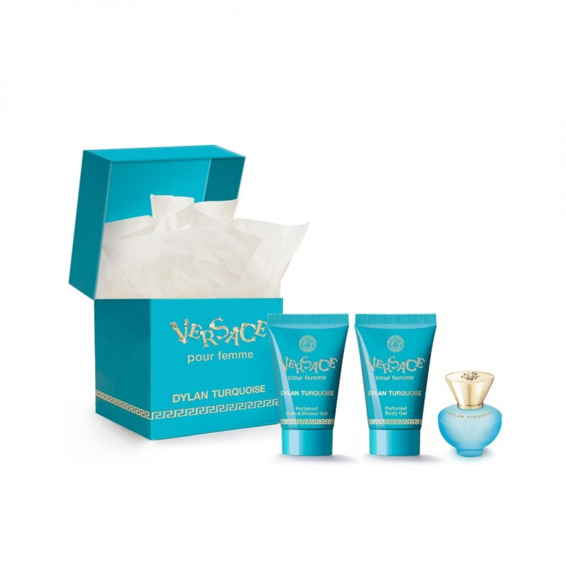 COFFRET VERSACE DYLAN TURQUOISE