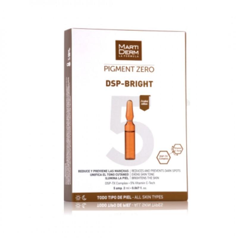 PIGMENT ZERO DSP-BRIGHT 5 AMPOLLAS