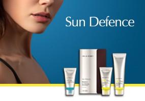 sun defense banner