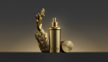 LA PRAIRIE PURE GOLD COLLECTION
